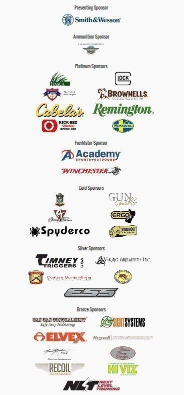2015 sponsors