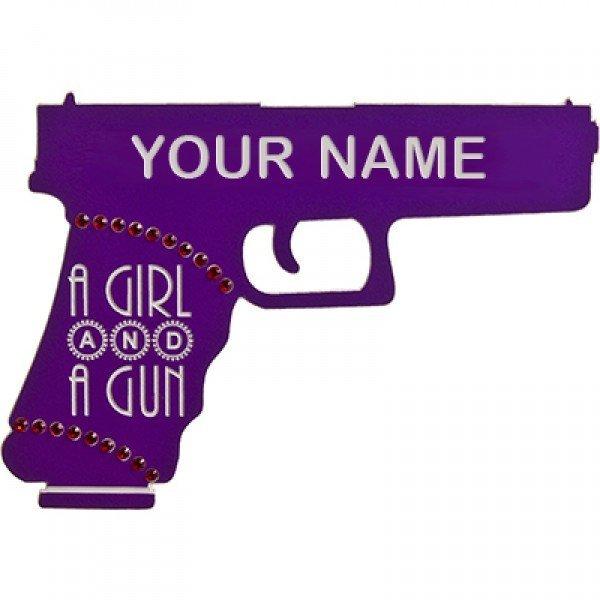 AG & AG Name Tag