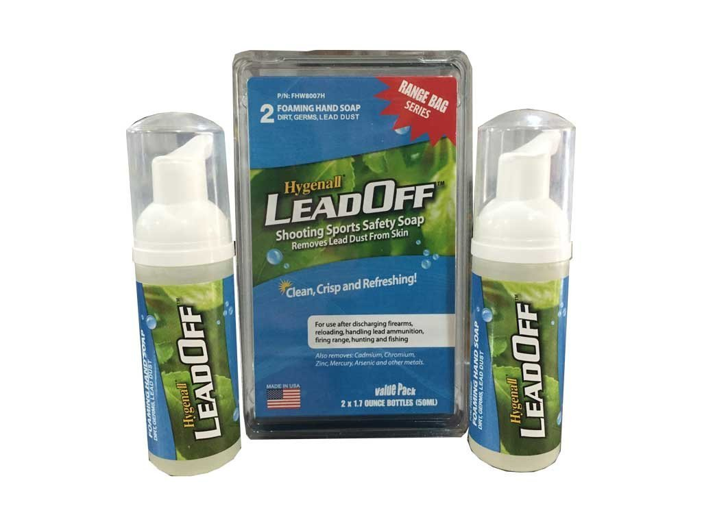 Hygenall Leadoff Wipes