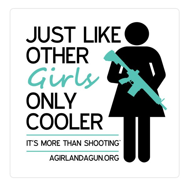 Just like other girls only cooler