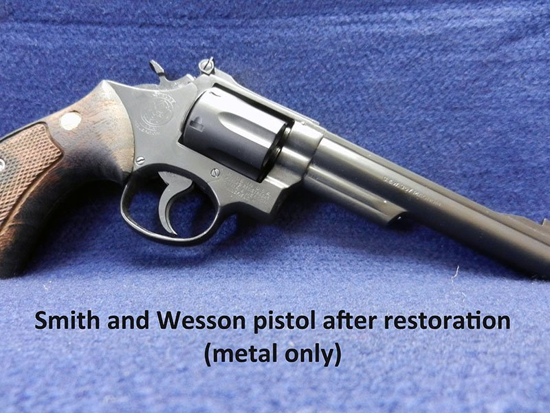 Gun Valuation: Deciding to Repair, Refinish, or Restore an Old Firearm