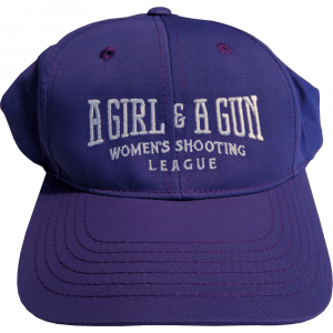 League Hat Purple