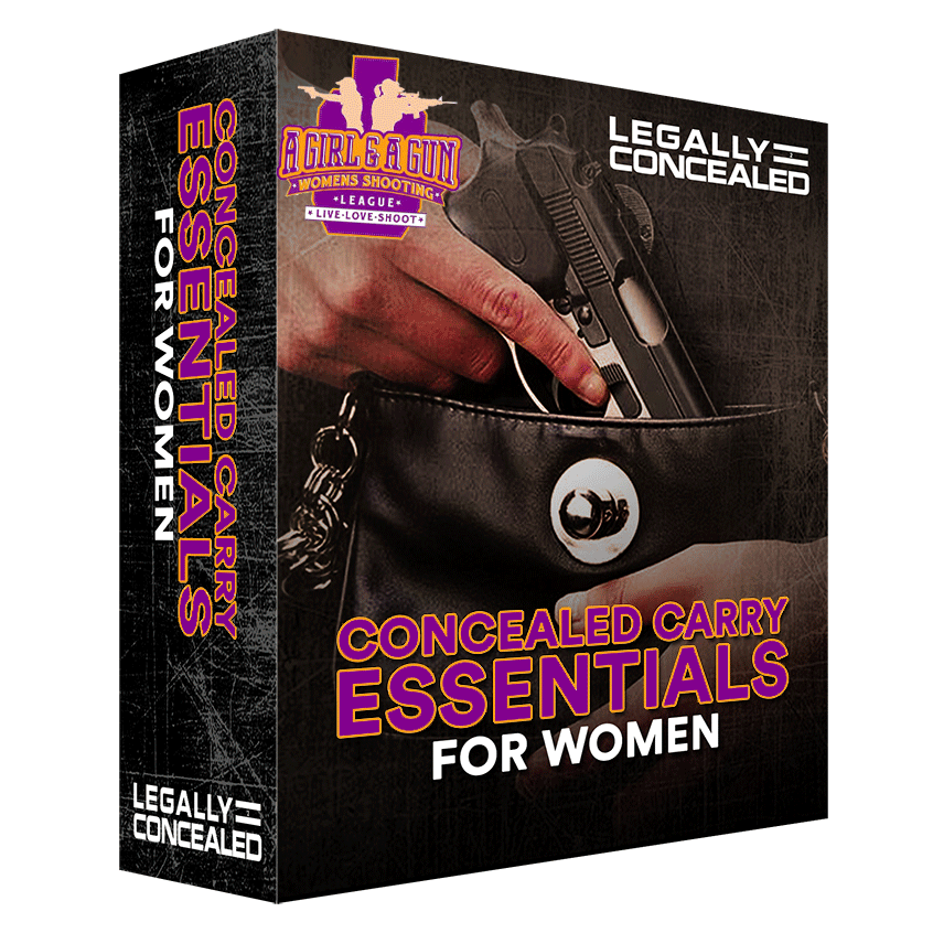 Concealed Carry Essentials for Women