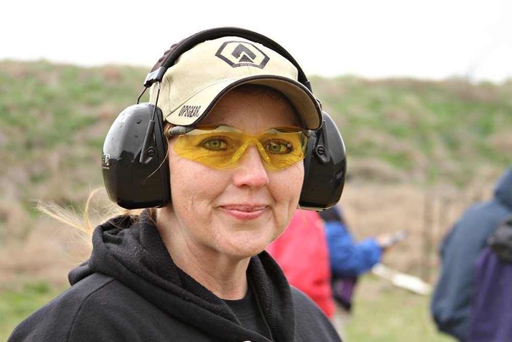 Earmuffs Carrying Case Hearing Protection Bag Shooting Range Gun Safety Glasses