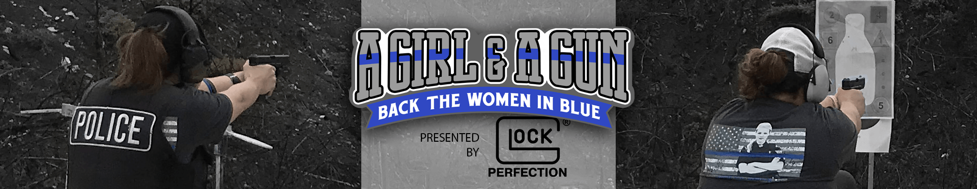 Back the Women in Blue ⋆ A Girl and A Gun
